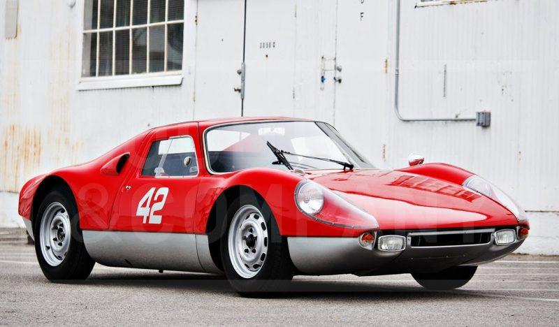 Porsche 904-042 Gooding & Co Auction Montereuy