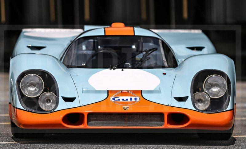 Porsche 917-024 Gooding Auction Monterey Car Week