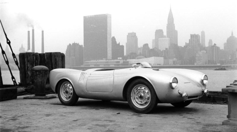 Porsche 550 Spyder Carrera Panamericana 1953
