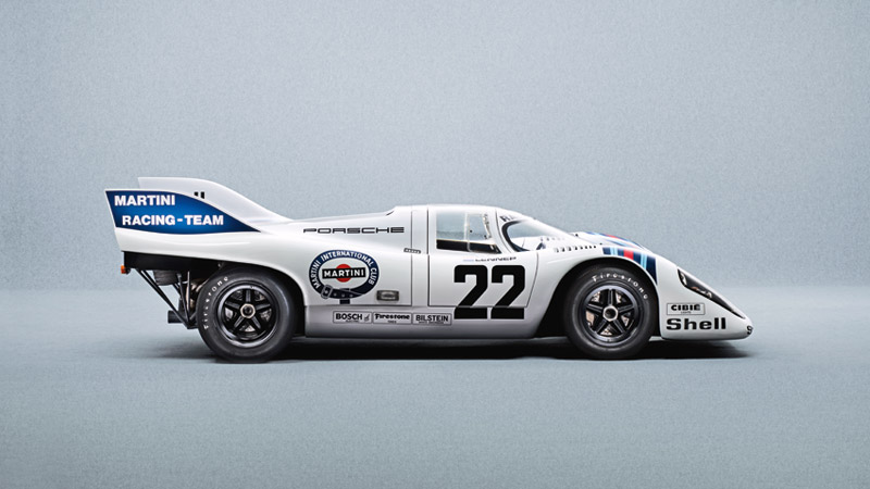 1971 Porsche 917 KH Coupe