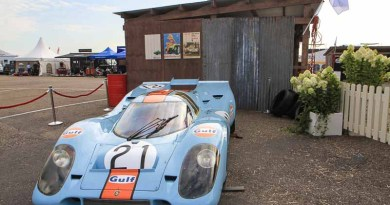 Porsche 917-015 (035) at the Zandvoort Historic GP