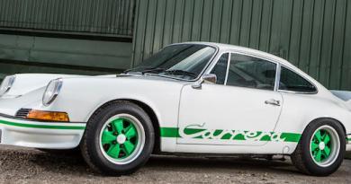 1973 Porsche 911 RS Touring Bonhams Goodwood Revival Sale
