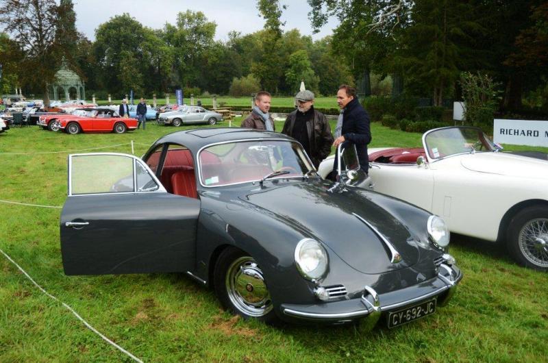 Porsche 356 Chantilly Arts & Elegance
