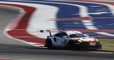 FIA GT Austin - 2 - Porsche 911 RSR (92), Porsche GT Team- Michael Christensen, Kevin Estre