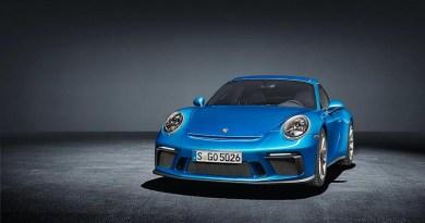 Porsche 911 GT3 with Touring Package IAA Frankfurt
