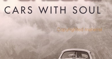 Porsche cars with soul gui bernardes Crowood Press