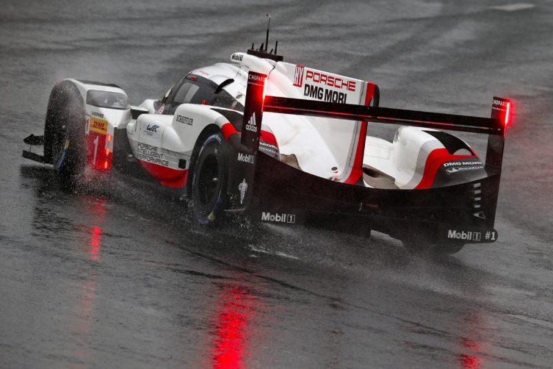 FIA WEC Fuji Porsche 919 Hybrid, Porsche LMP Team Neel Jani, Andre Lotterer, Nick Tandy