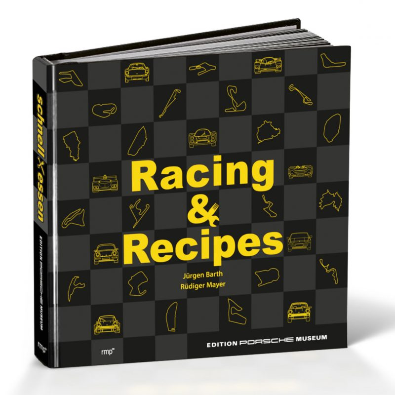 Dass Renn-Kochbuch - Racing & Recipes Book Cover