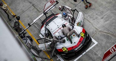 Porsche GT WEC Prologue