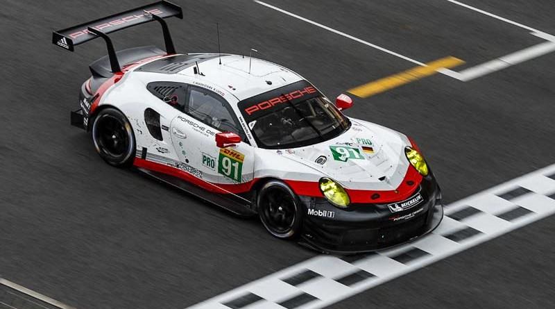 2017 FIA WEC GT Shanghai China