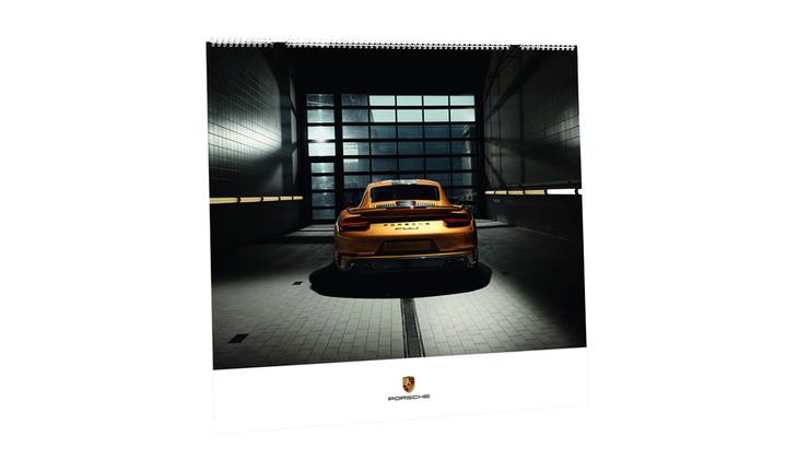 Porsche Calendar 2018 Race Lab