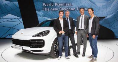 Porsche partnership with Code University