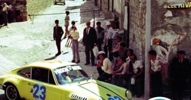 Porsche 911 ST 2.5 Le Mans Winner Legend Jurgen Barth Michael Keyser Thomas Imhoff Delius Klasing