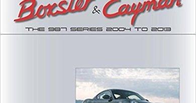 Porsche Boxster & Cayman the 987 series Brian Long