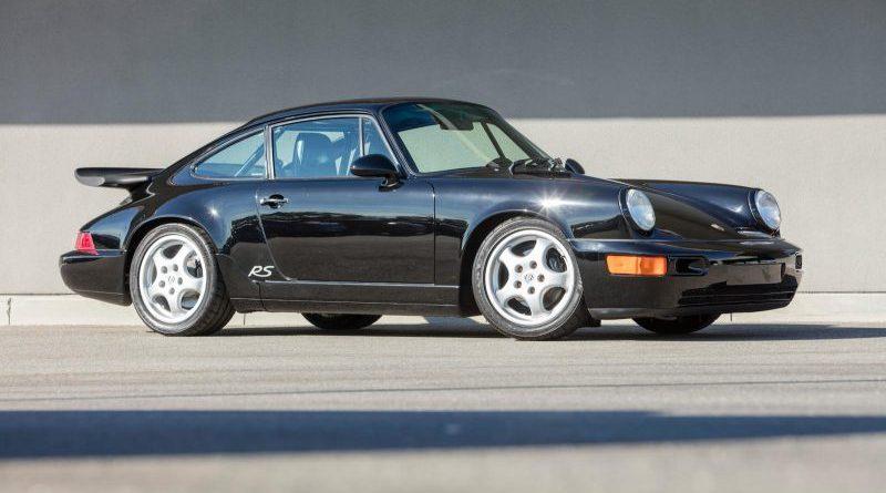 Porsche 911 Carrera RS America