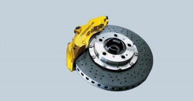 Porsche Ceramic Composite Brake PCCB