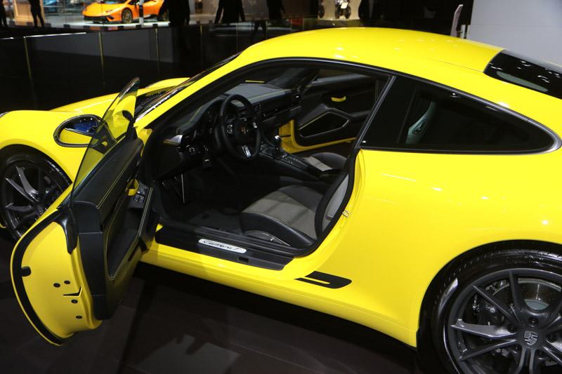 Porsche at the European Motorshow Brussels