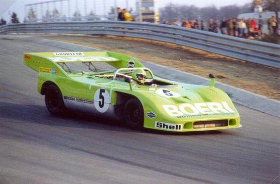 Ernst Kraus Porsche 917-10 Nurburgring