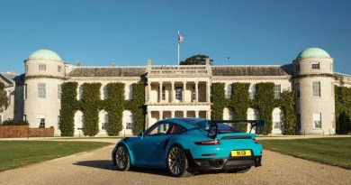 Porsche honoured marque at Goodwood Festival of Speed