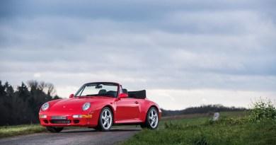 1998 Porsche 911 Carrera S Cabriolet Dirk de Jager ©2017 Courtesy of RM Sotheby's