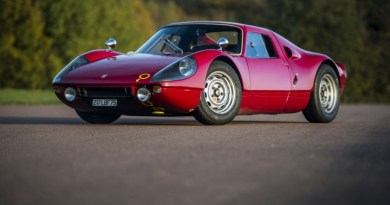 Artcurial Auction 1964 Porsche 904 Carrera GTS