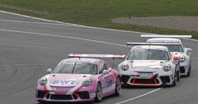 Michael Ammermüller (D), Porsche Carrera Cup Deutschland, Oschersleben 2018