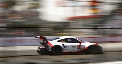 IMSA Weathertech Long Beach Porsche 911 RSR (911) Porsche GT Team Patrick Pilet Nick Tandy