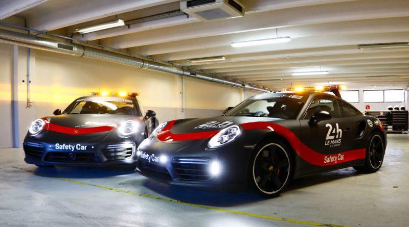 Porsche FIA WEC Safety Cars