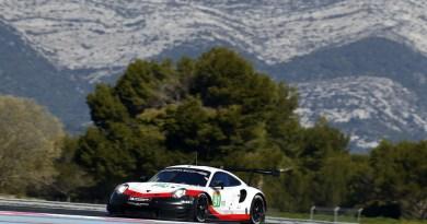 Porsche 911 RSR (#91), Porsche GT Team, Gianmaria Bruni (I), Richard Lietz (A), Le Castellet 2018