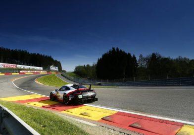 Championship leader Porsche aims for podium in Fuji