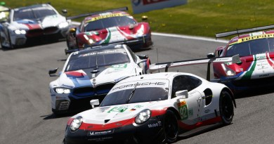 Porsche 911 RSR, Porsche GT Team (92), Michael Christensen (DK), Kevin Estre (F), Spa-Francorchamps 2018
