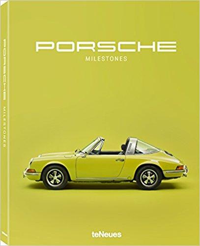 Porsche Milestones Book Cover