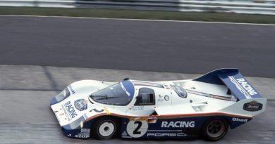 Stefan Bellof Porsche 956-007 at 1983 Nürburgring 1000Km