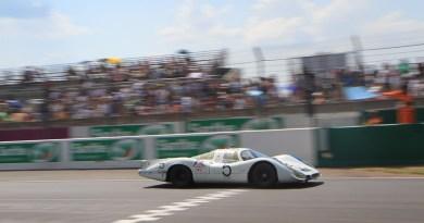 Claudio Roddaro - 1968 Porsche 908 LH - Porsche Classic Le Mans Race
