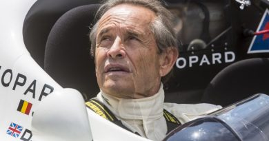 8th Porsche Sound Nacht welcomes Jacky Ickx and Derek Bell