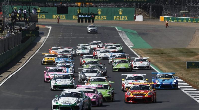 Maiden Supercup win for Florian Latorre at Silverstone