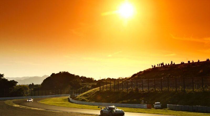 Craft-Bamboo Racing, Porsche 911 GT3 R (991): Laurens Vanthoor (B), Kevin Estre (F), Mathieu Jaminet (F), Suzuka 2018