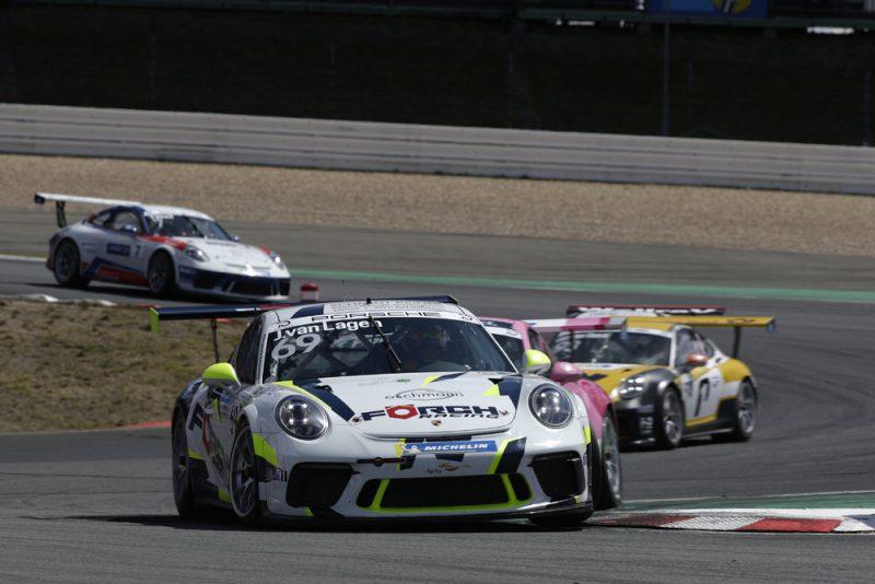 Porsche 911 GT3 Cup, Jaap van Lagen (NL), Porsche Carrera Cup Deutschland, Nürburgring II - 2018