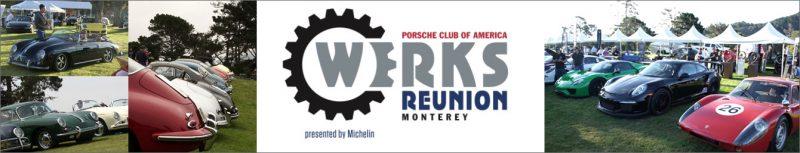 Werks Reunion 2018 Monterey