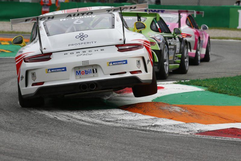 Porsche 911 GT3 Cup, Nick Yelloly (GB), Porsche Mobil 1 Supercup, Monza 2018