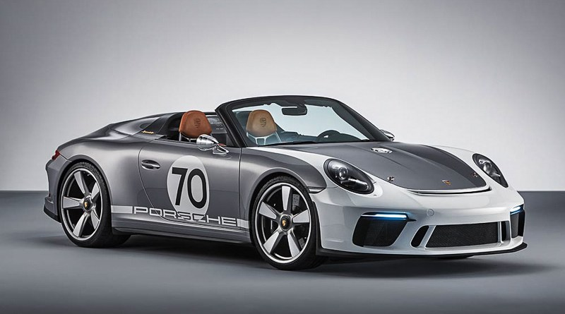 Porsche 911 Speedster Concept -1