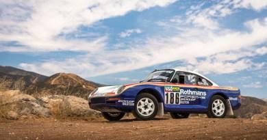1985 Porsche 959 Paris-Dakar Robin Adams ©2018 Courtesy of RM Sotheby's
