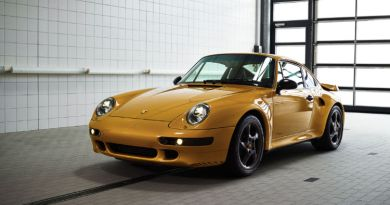 """Porsche Classic's """"Project Gold"""" heads to new home for EUR 2.7 Million"""