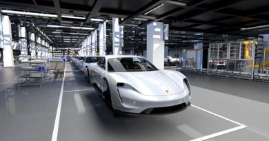 Insights into Porsche production 4.0
