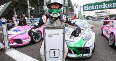 Julien Andlauer (F), martinet by ALMERAS, Porsche Mobil 1 Supercup, Mexiko 2018