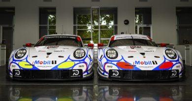 Porsche 911 RSR, Porsche GT Team Earl Bamber, Laurens Vanthoor, Mathieu Jaminet (912) Patrick Pilet, Nick Tandy, Frederic Makowiecki (911)