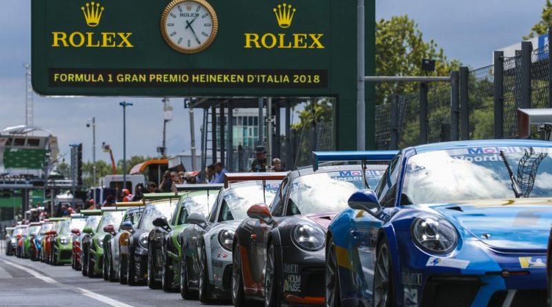 Porsche Mobil 1 Supercup, 2018