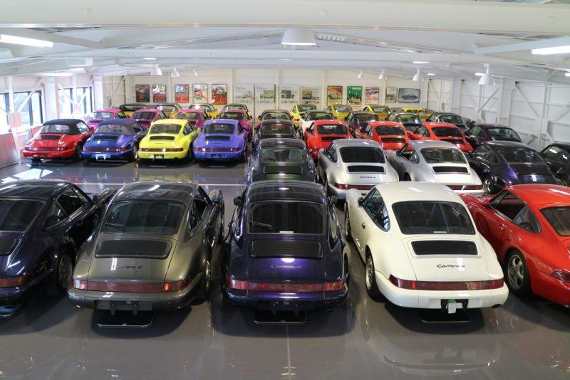 Tetsu Ikuzawa Porsche Collection
