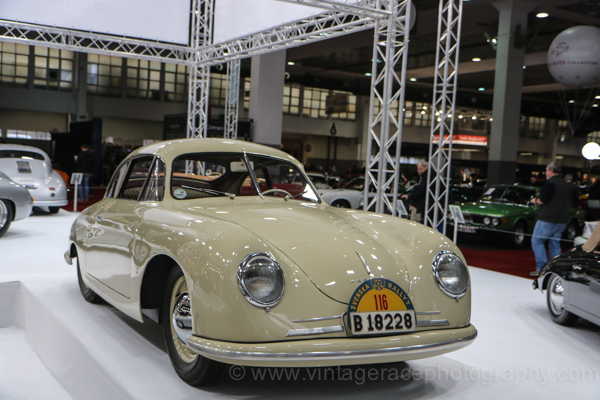 2018 Interclassics Brussels