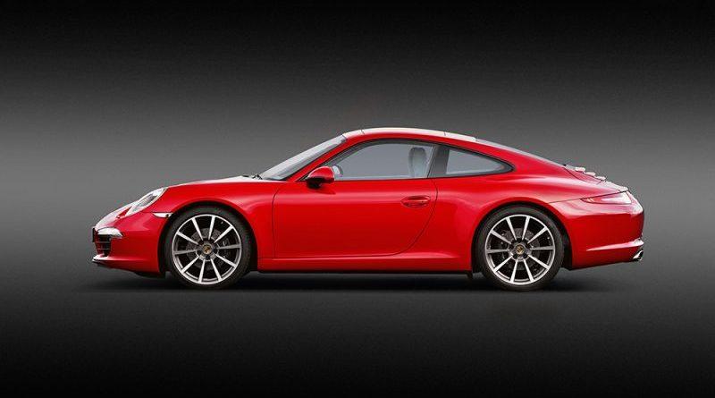 2012, Porsche 911 Carrera Coupé, Typ 991, 3,4 Liter